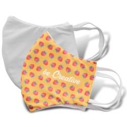 Masque de protection tissu Creamask
