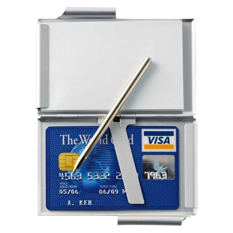 Porte-carte personnalisé Business (lot 90 pièces)