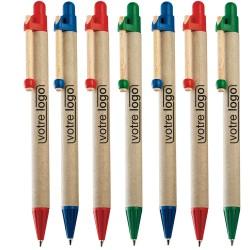 Lot de stylos publicitaires...