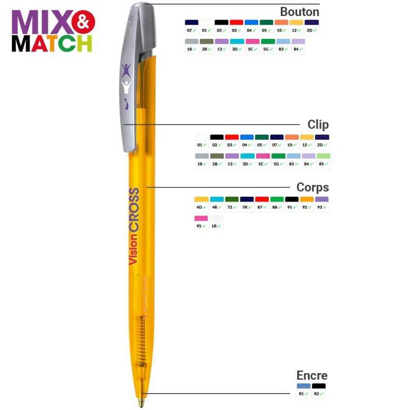 """Stylo Media Clic """"MixMatch"""""""