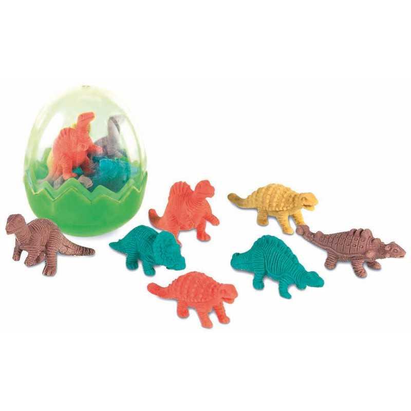 Gomme fantaisie Dinosaures