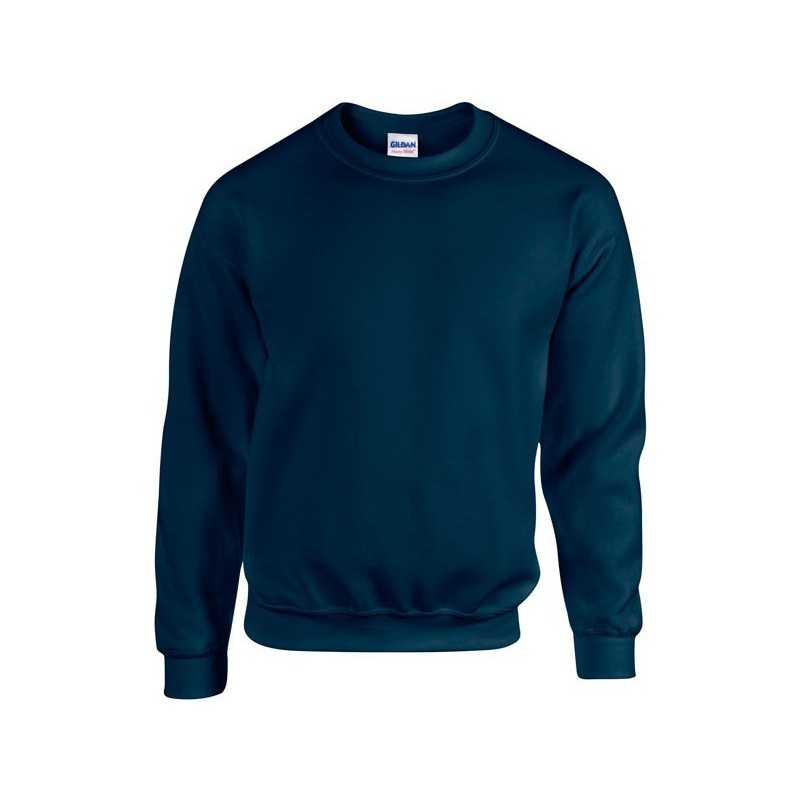 nouveau design meilleur prix beaucoup de choix de Sweat-shirt de couleur à col rond à personnaliser