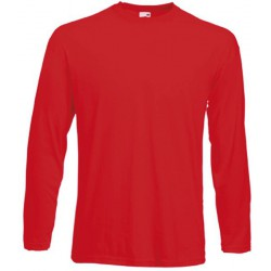 Tee shirt publicitaire homme Value Weight couleur