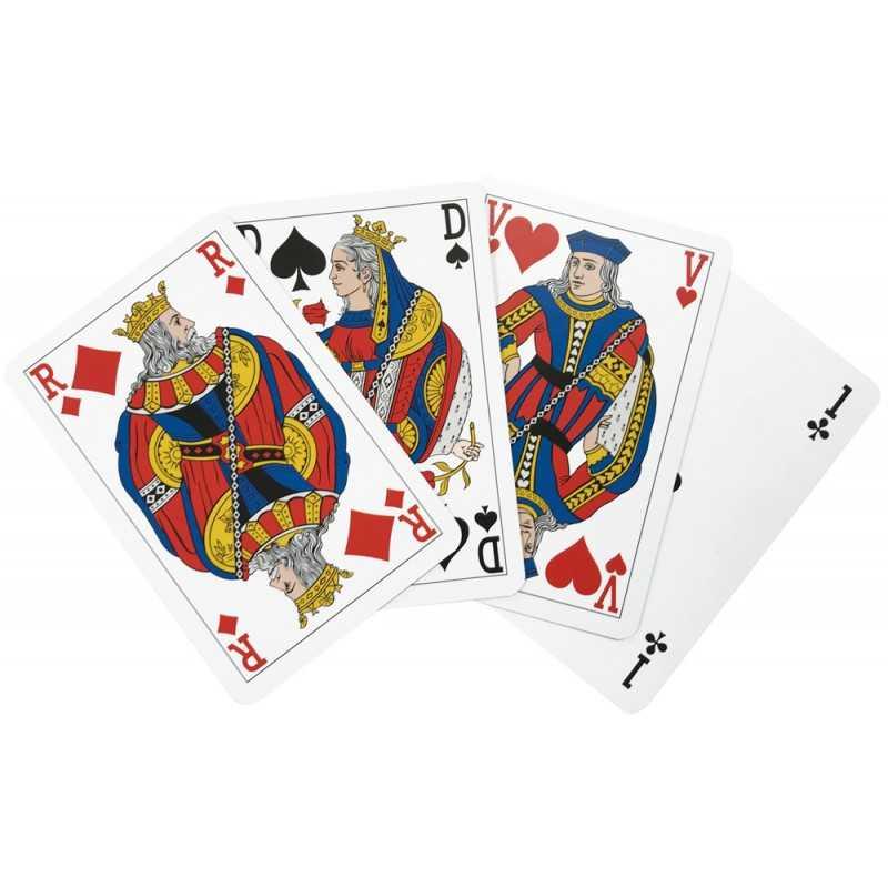 Jeu De Cartes A Jouer Publicitaire 52 Cartes