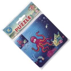 Puzzle pour enfant Océan (6...
