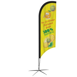 Wind flag 470 cm