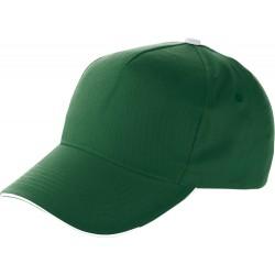 Lot de casquettes publicitaires Oliver (50 pièces)