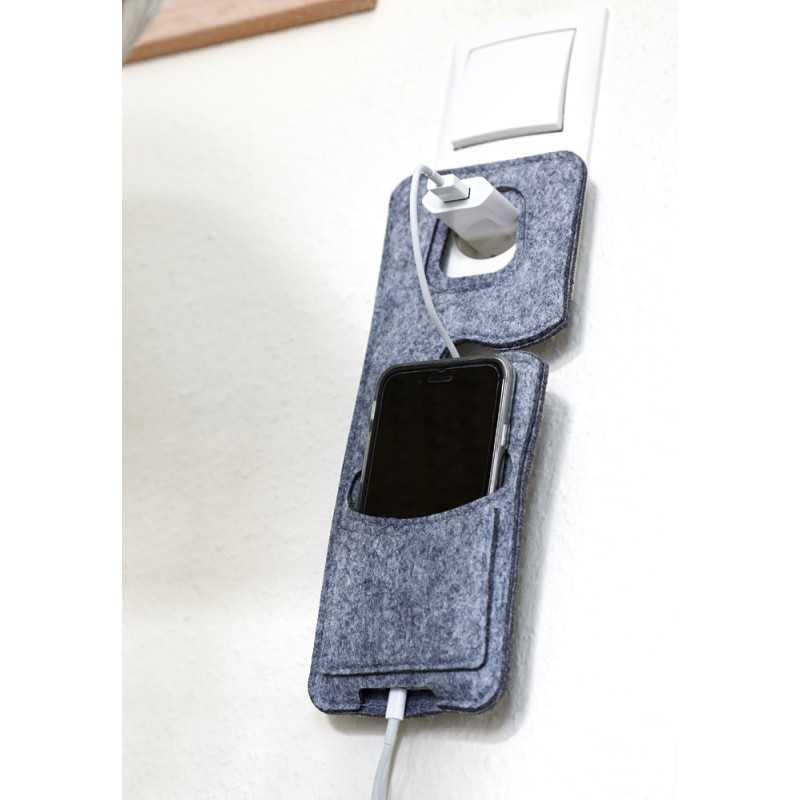 Poche de rechargement pour smartphone Plug
