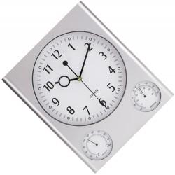 Horloge publicitaire Saturn