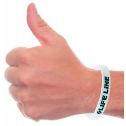Bracelet événementiel Silicone