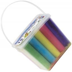 craies de couleur