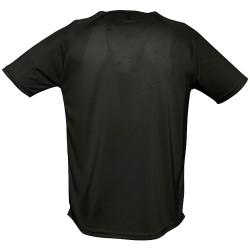 Tee shirt publicitaire homme Sporty Couleur