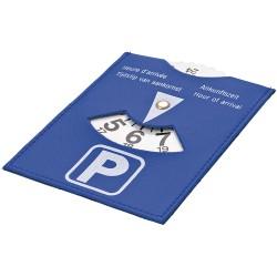 Disque de stationnement PVC