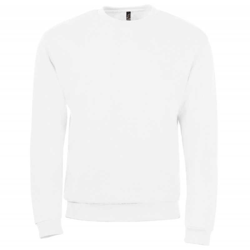 Sweat shirt publicitaire Spider blanc