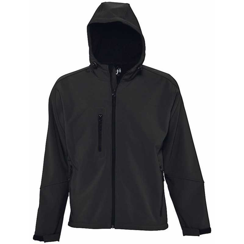 Veste personnalisée homme Soft shell Replay