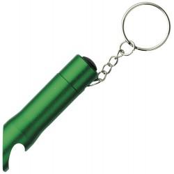 Porte-clés publicitaire torche