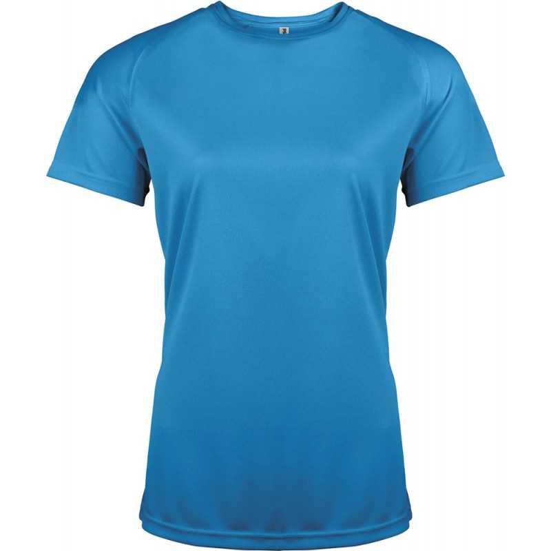 Tee shirt publicitaire femme sport