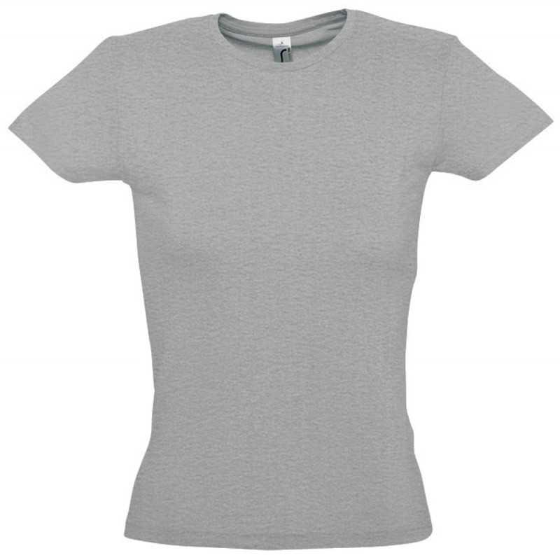 Tee shirt publicitaire Miss couleur