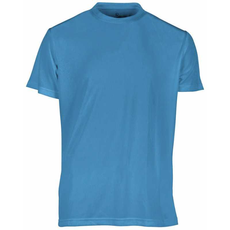 Tee shirt publicitaire de couleur pour homme Sport