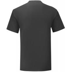 T-shirt publicitaire homme Iconic Couleur