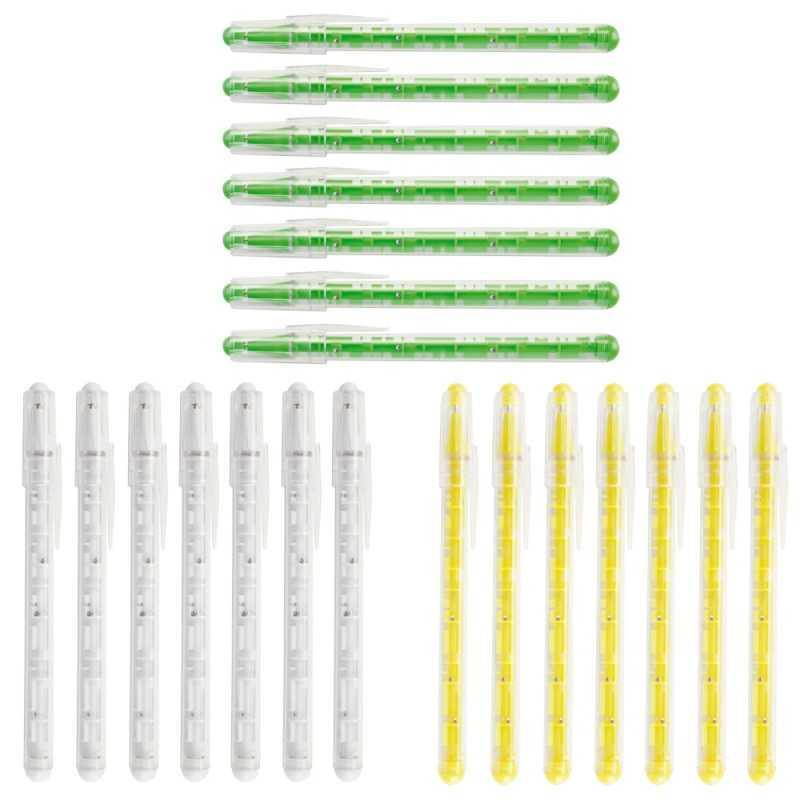 Lot de stylos publicitaires labyrinthe