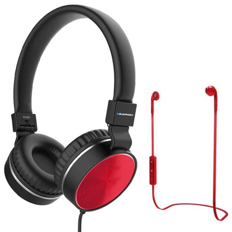 Ecouteurs et casque publicitaire Blaupunkt Combison