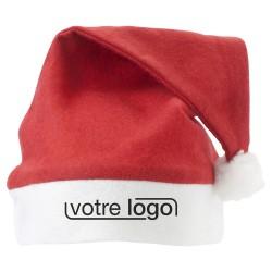 Bonnet publicitaire Noël au...