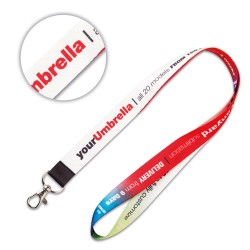Lanyard Publicitaire Sub 15 mm