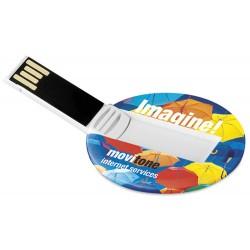 Clé USB personnalisée Rondo...