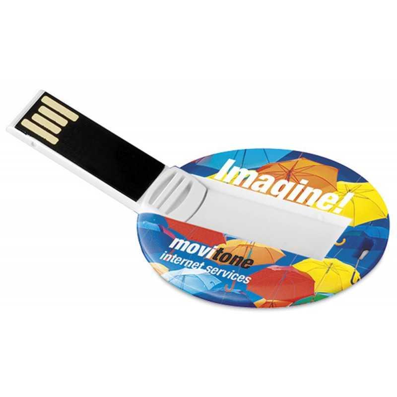 Clé USB personnalisée Rondo 1 Go