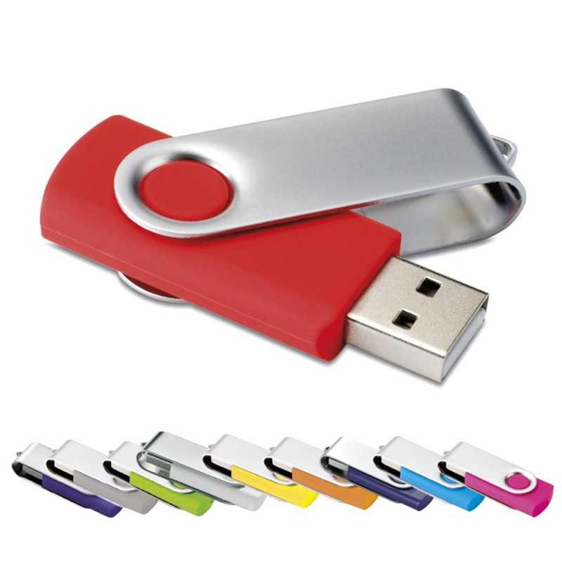 Clé USB personnalisée Twister 2 Go