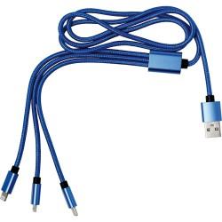 Câble USB publicitaire Tishe
