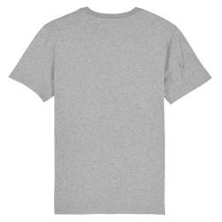 T-shirt publicitaire Creator Gris Chiné