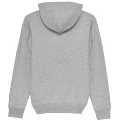 Sweat shirt publicitaire à capuche Cruiser Gris chiné