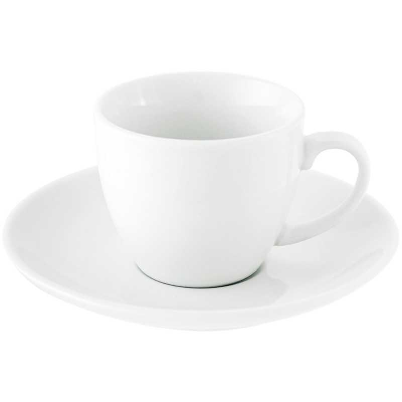 Tasse publicitaire porcelaine Salaca