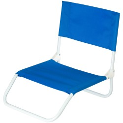Chaise publicitaire Camping
