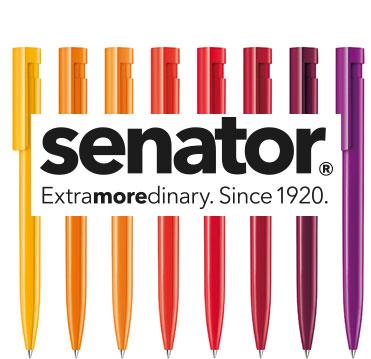 Stylos Publicitaires de marque Senator