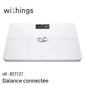 Balance connectée