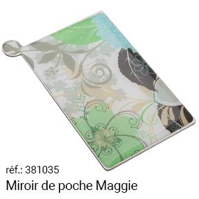 Miroir de poche Maggie Cadeau
