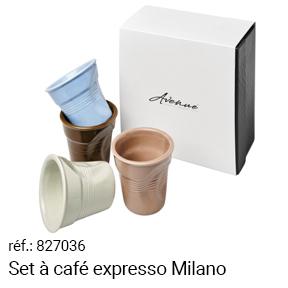 Set à café expresso Cadeau