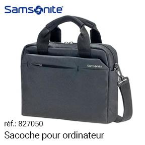 Sacoche pour ordinateur Samsonite Cadeau