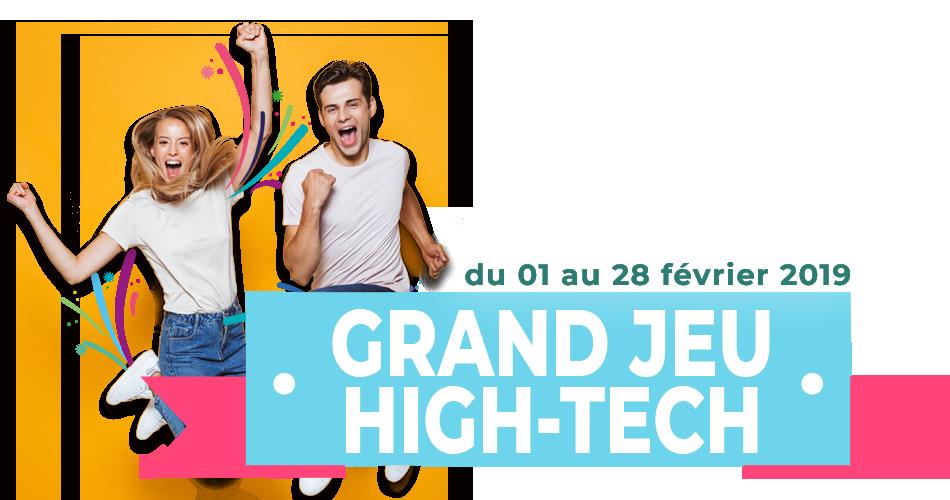 Grand Jeu High-Tech