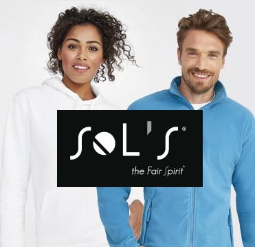 Vêtements publicitaires de la marque Sol's