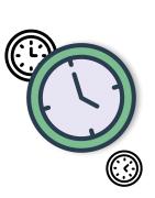 Une horloge personnalisée